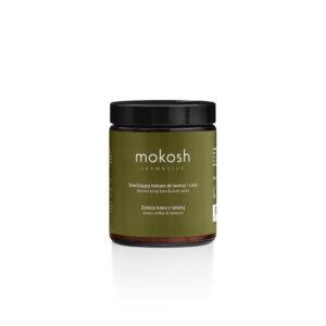 Nawilżający balsam do twarzy i ciała Zielona kawa z tabaką Mokosh