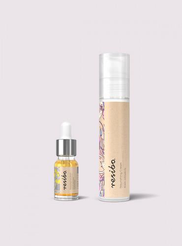 Zestaw Beauty Box Younger Skin serum i krem