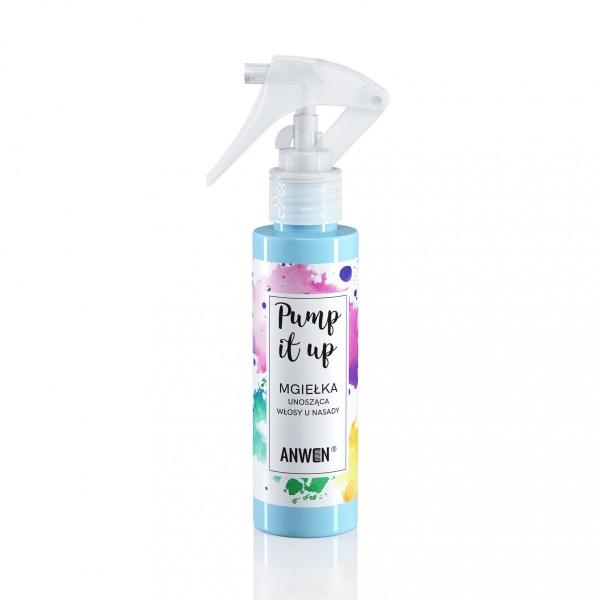Pump It Up Mgiełka unosząca włosy u nasady Anwen